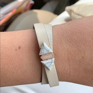 Keep Collective reversible double band with charm